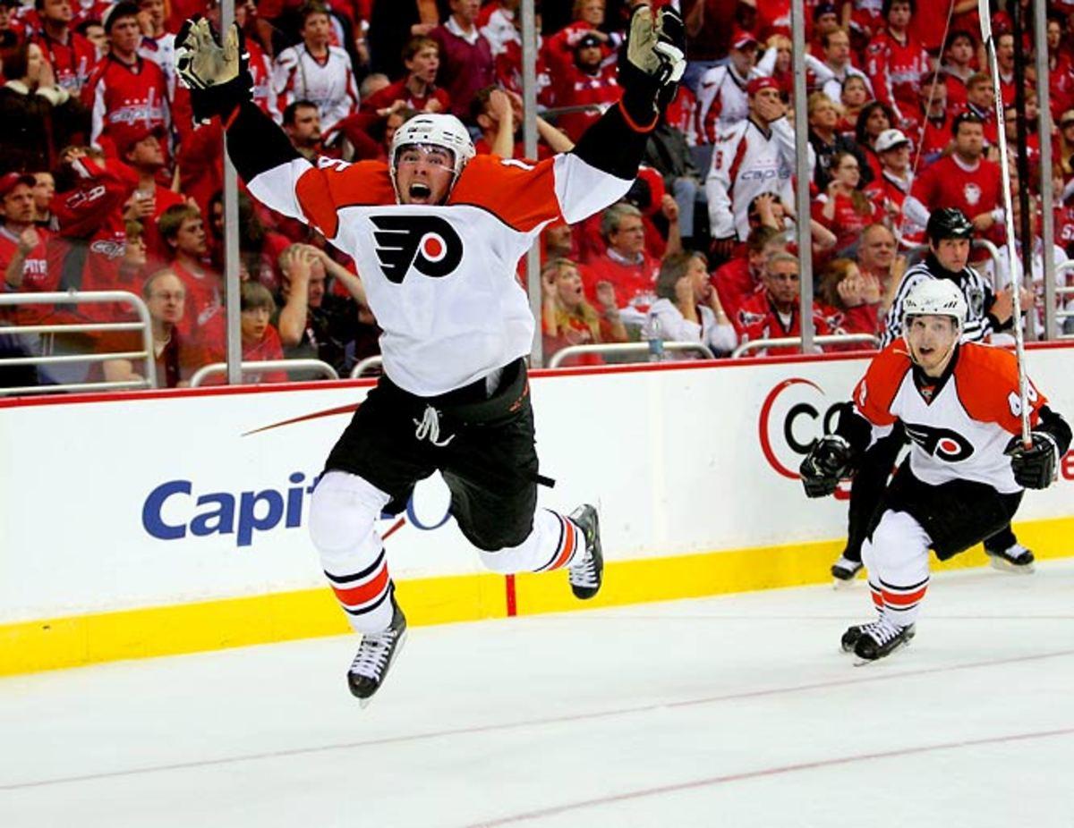 (3) Capitals vs. (6) Flyers