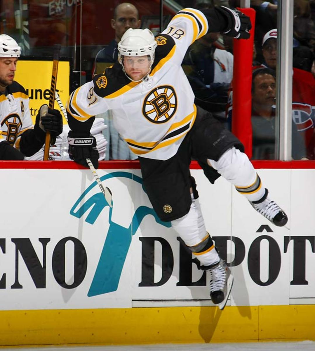 (1) Canadiens vs. (8) Bruins