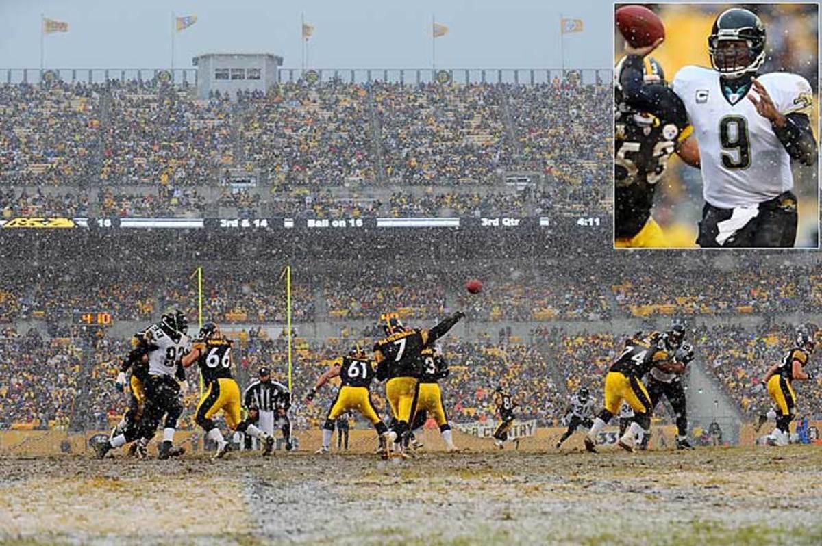 Jaguars 29, Steelers 22