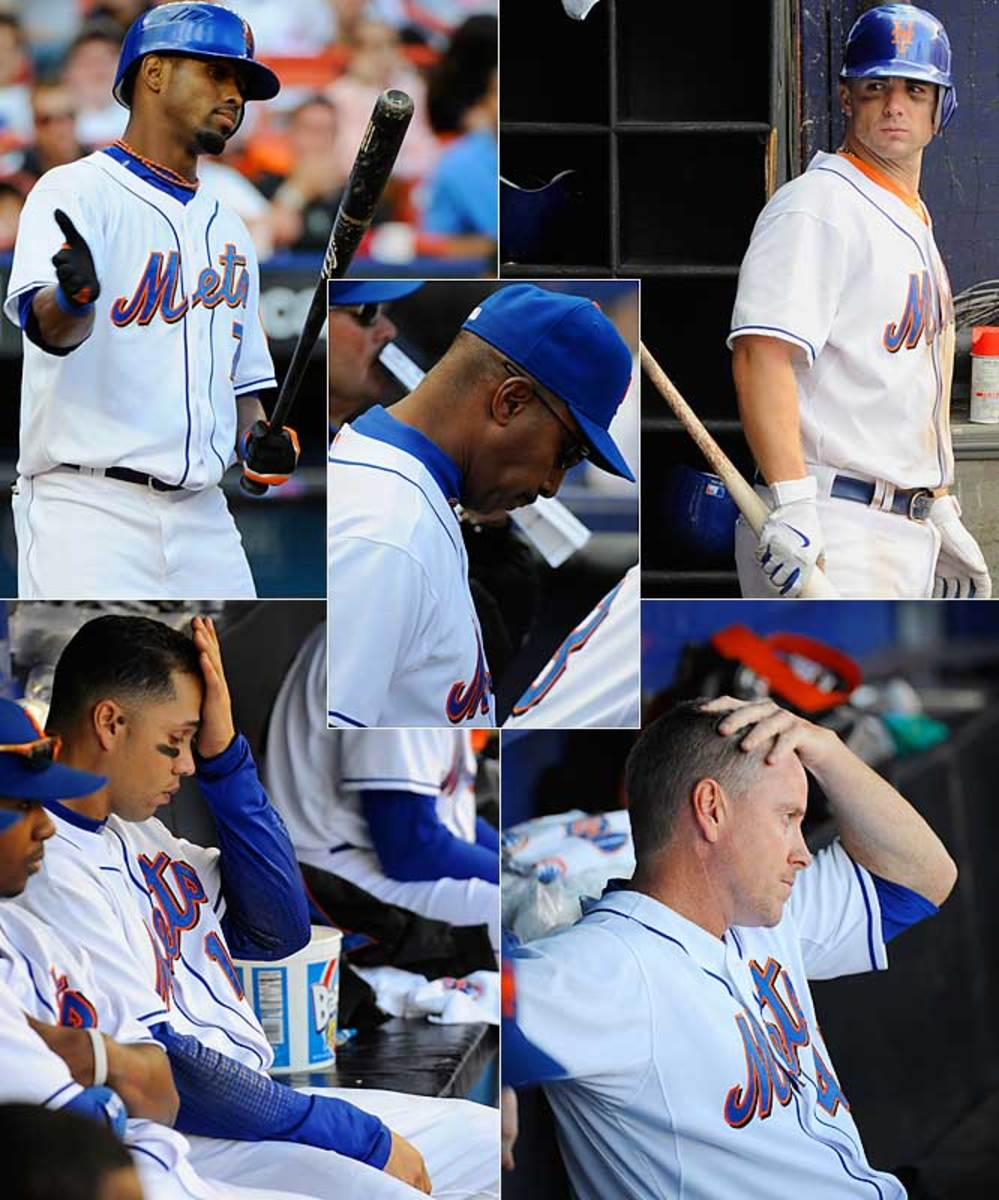 Mets collapse