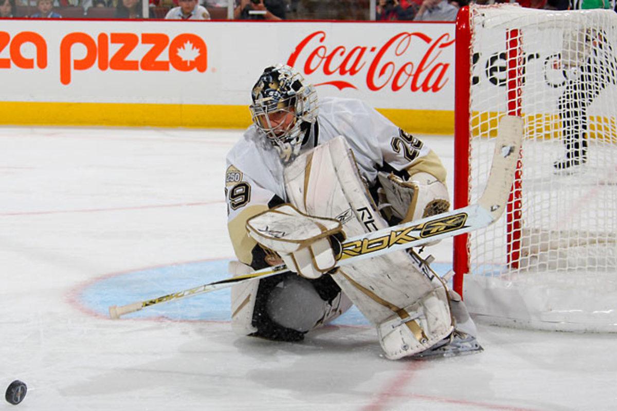 (2) Penguins vs. (7) Senators
