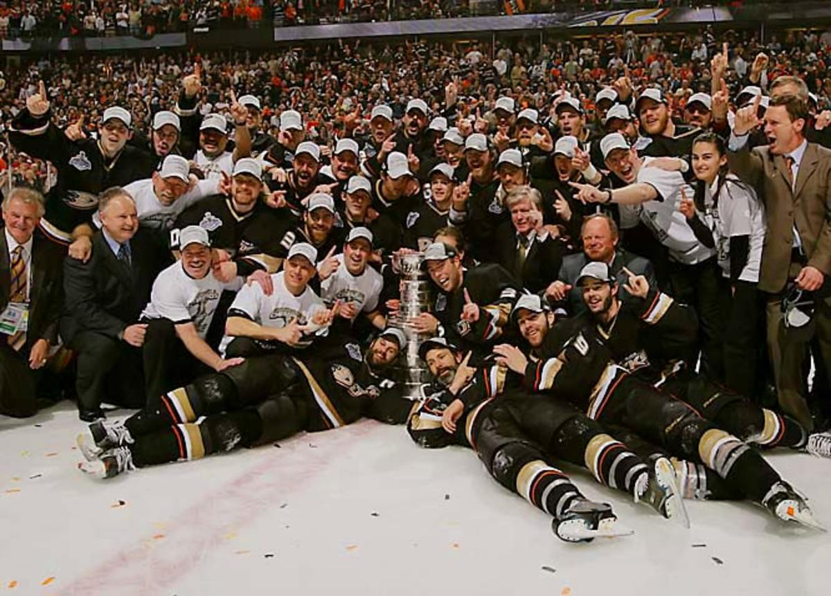 Ducks become California's first NHL team to win Stanley Cup
