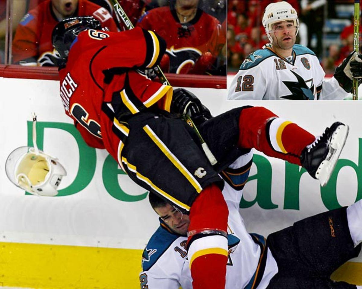 (2) Sharks vs. (7) Flames