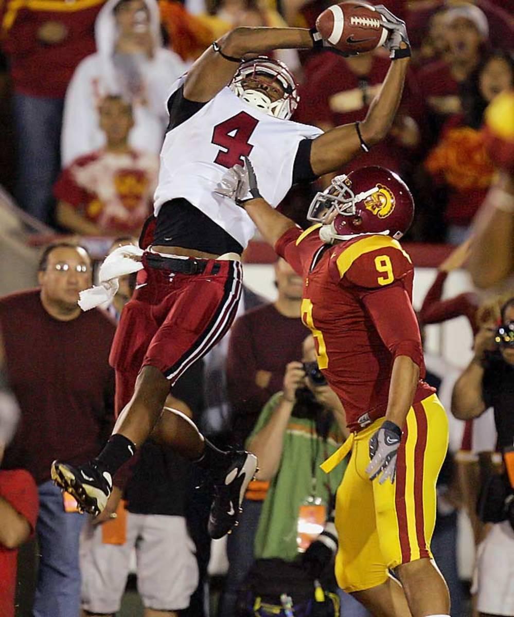 Stanford beats USC