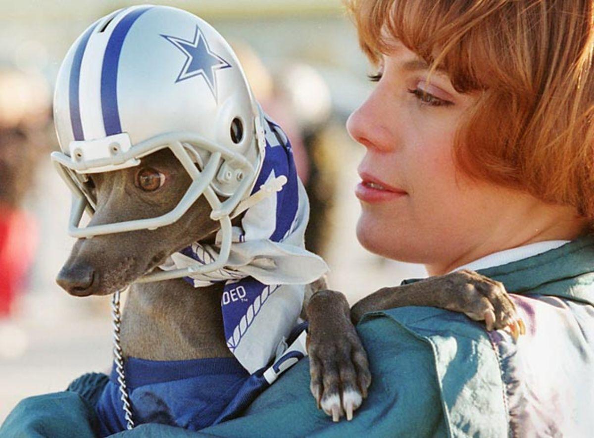 Dallas Cowboys fan