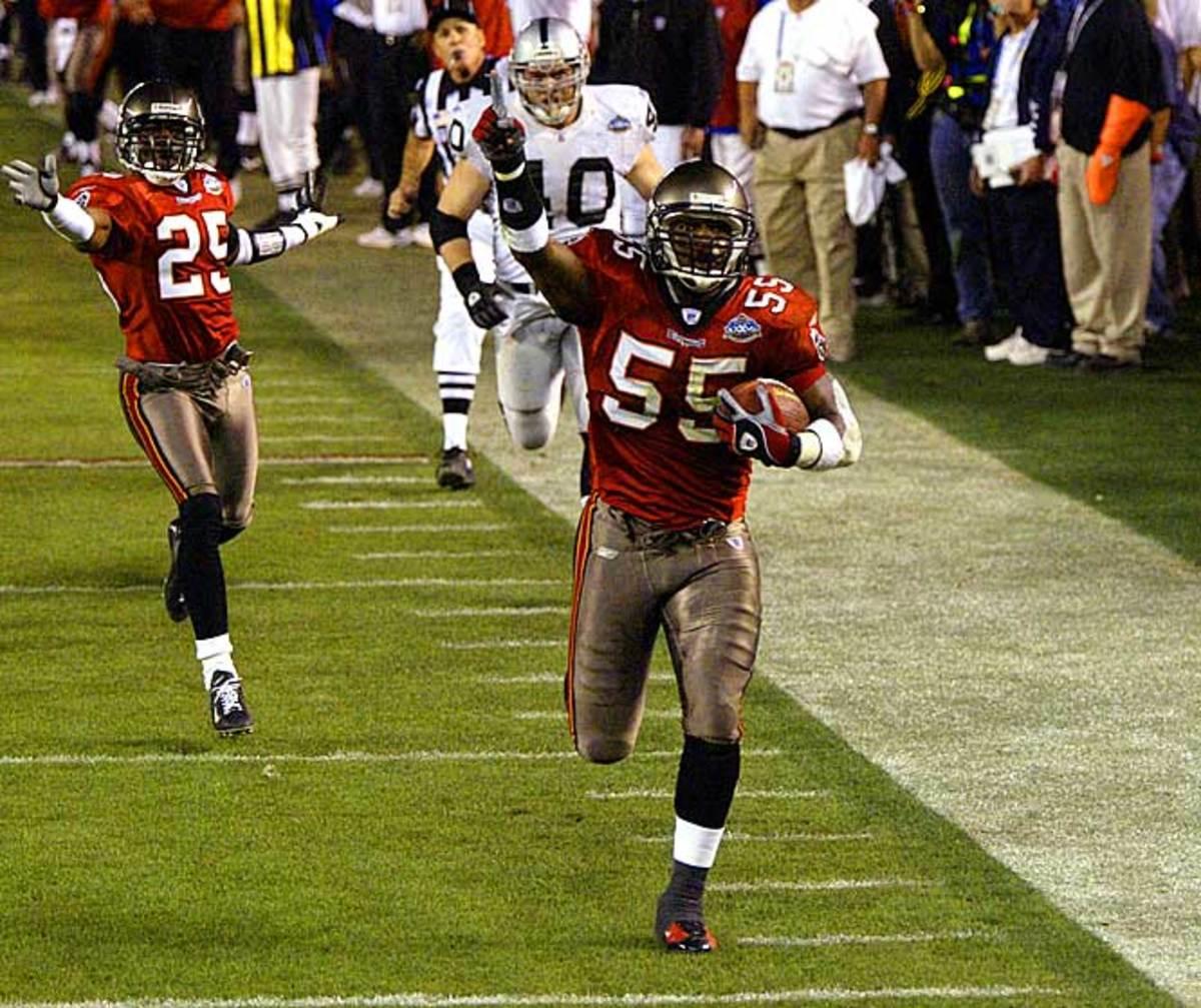 Derrick Brooks (Tampa Bay)