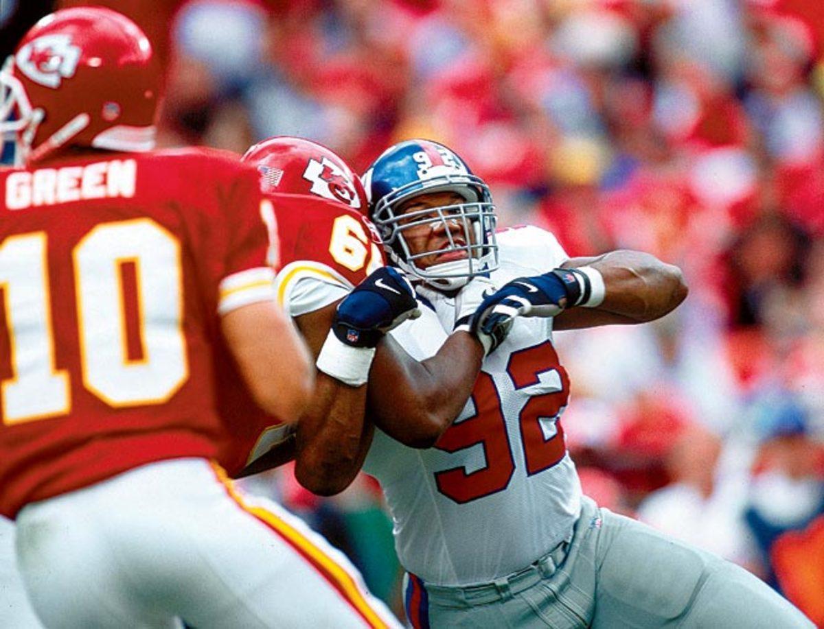 Michael Strahan (N.Y. Giants)