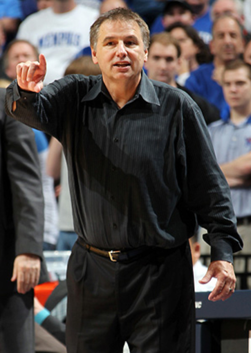 Though the Rams solid roster is helpful to new coach Larry Eustachy, it has also posed its own challenge.