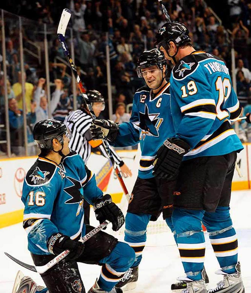 Sharks get off to record start