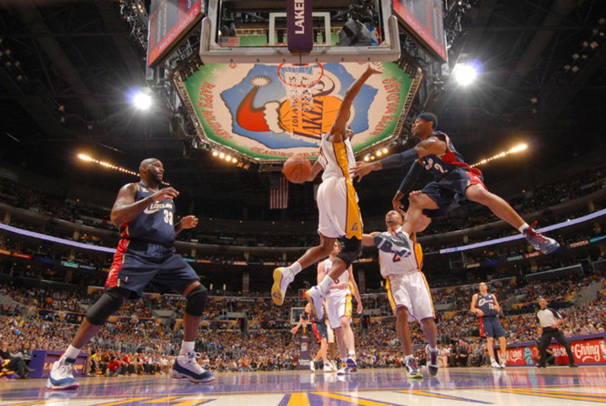 Lakers vs. Cavaliers