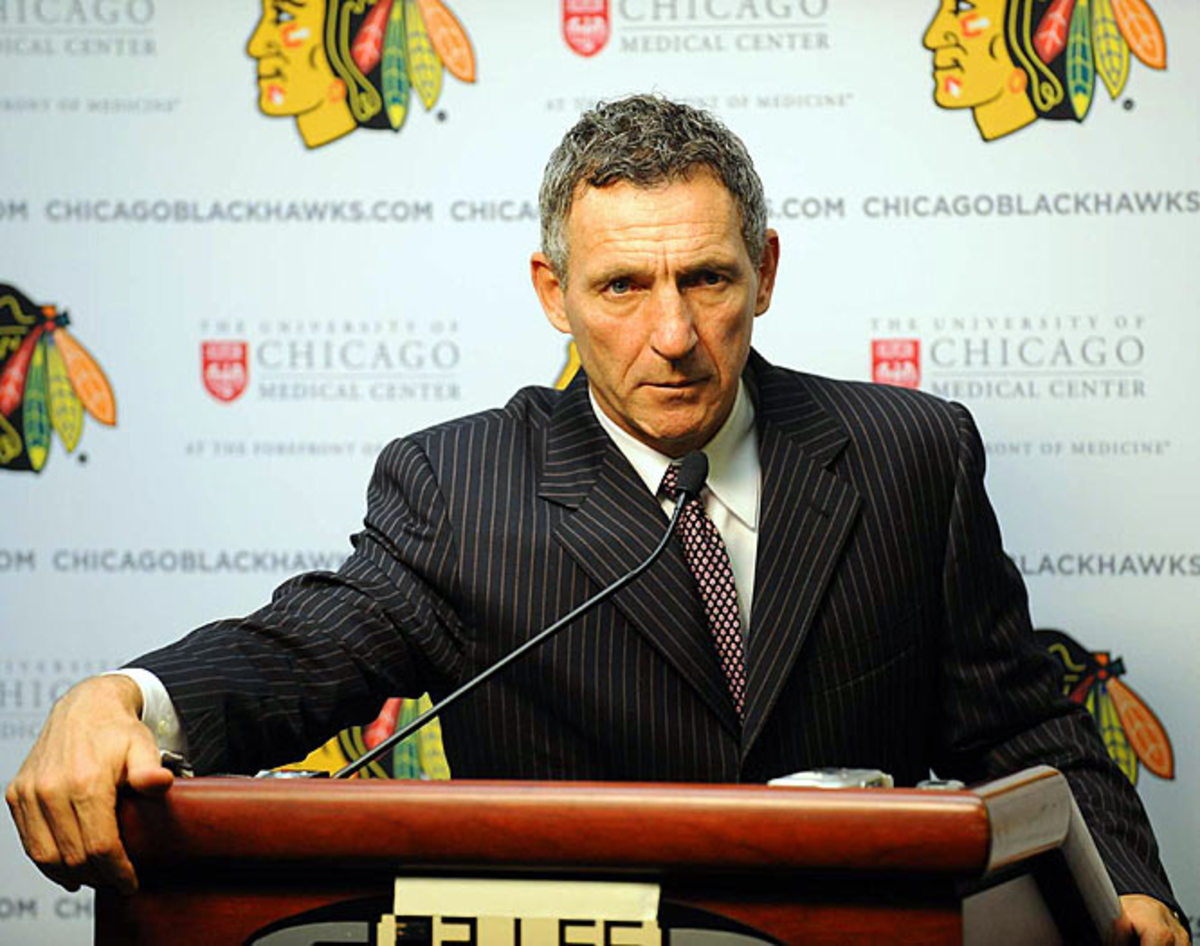 Denis Savard fired
