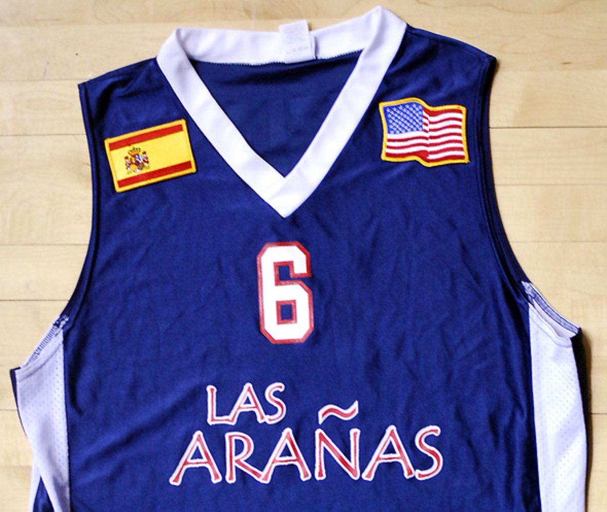 Las Aranas