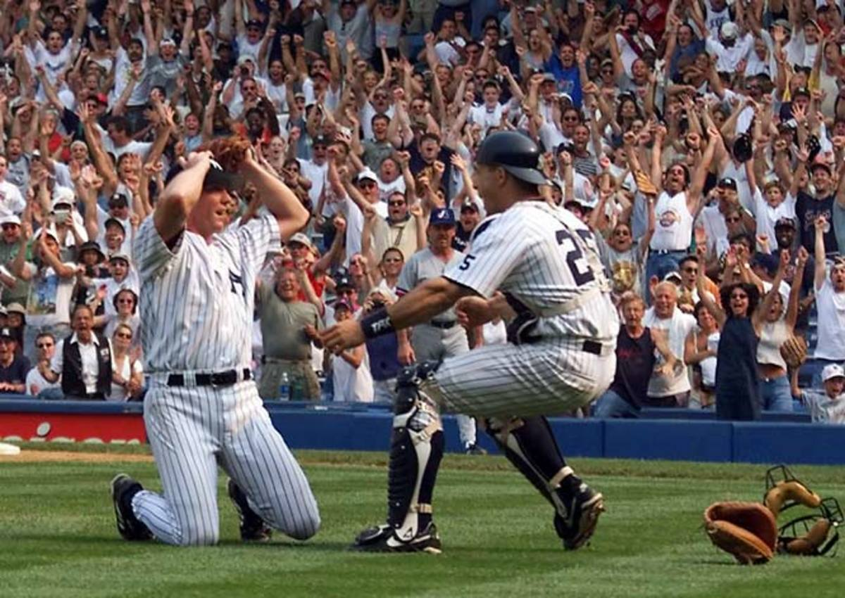 David Cone's perfect game, July 18, 1999