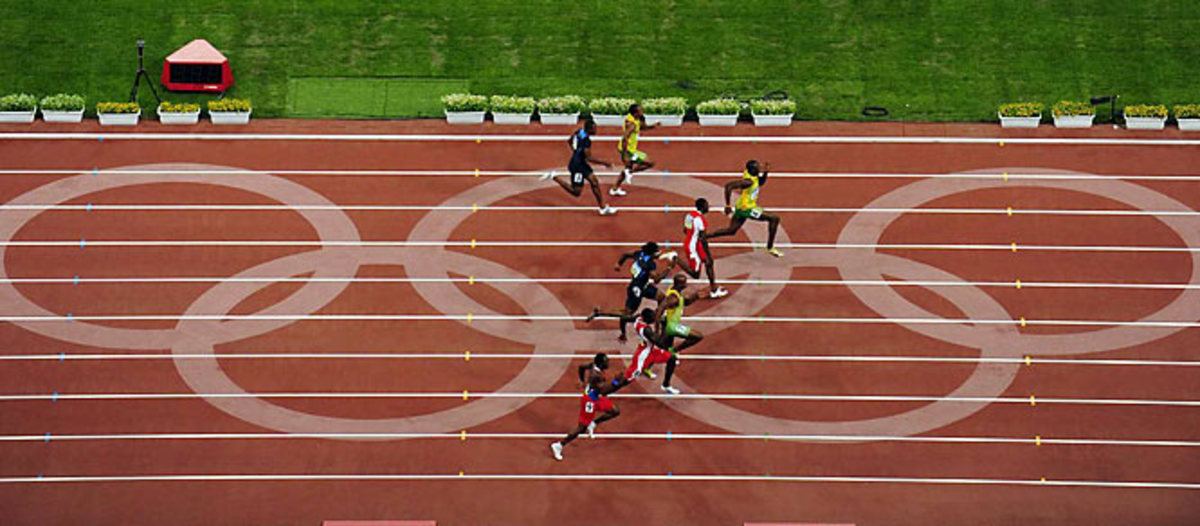 Jamaican sets world record in 100