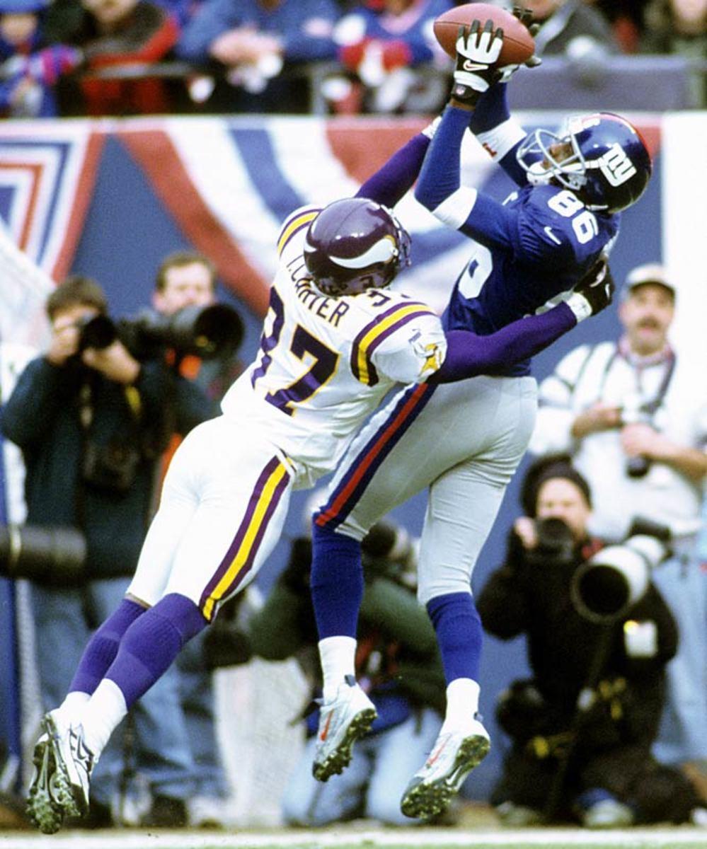 Giants vs. Vikings, 2000 NFC Championship