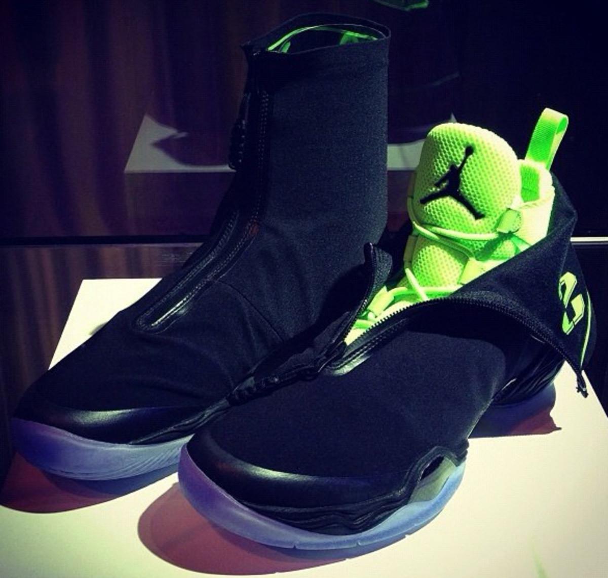 Nike unveils 'crazy' Air Jordan XX8