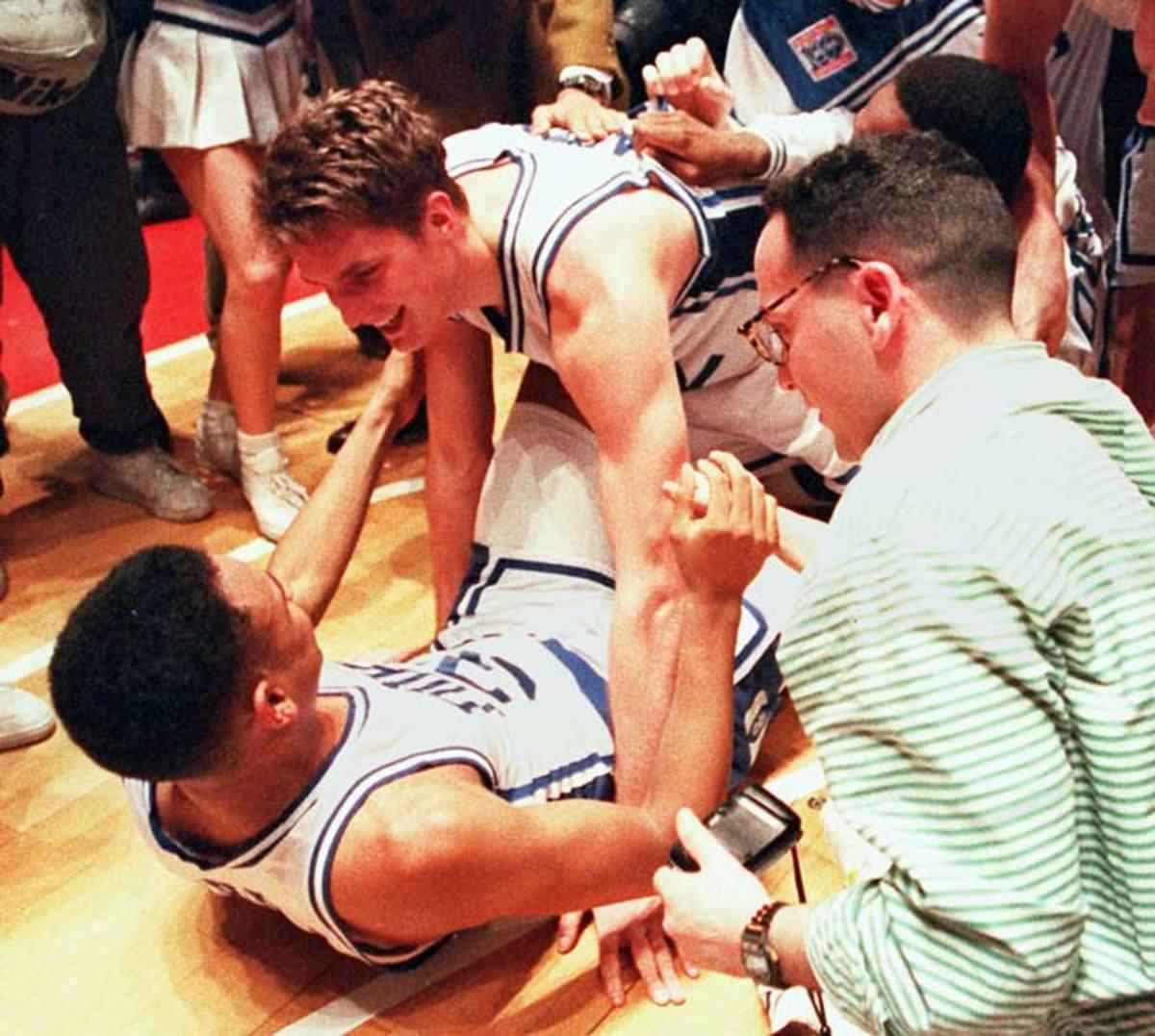 Duke vs. Kentucky, 1992 NCAA East Regional