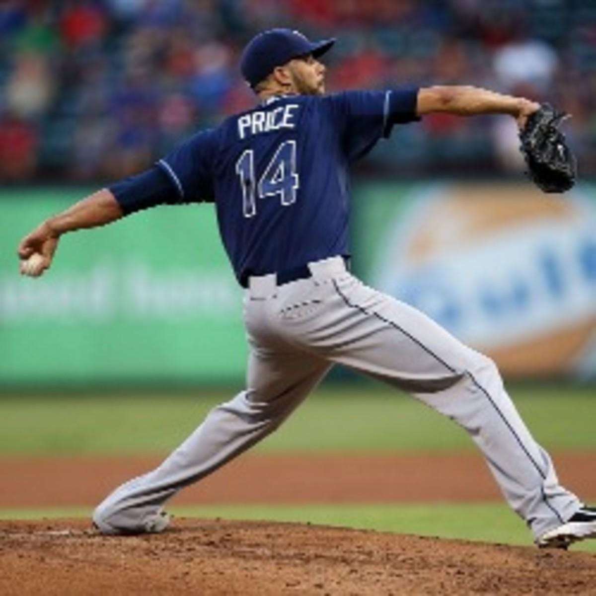 at Rangers Ballpark in Arlington on August 27, 2012 in Arlington, Texas.