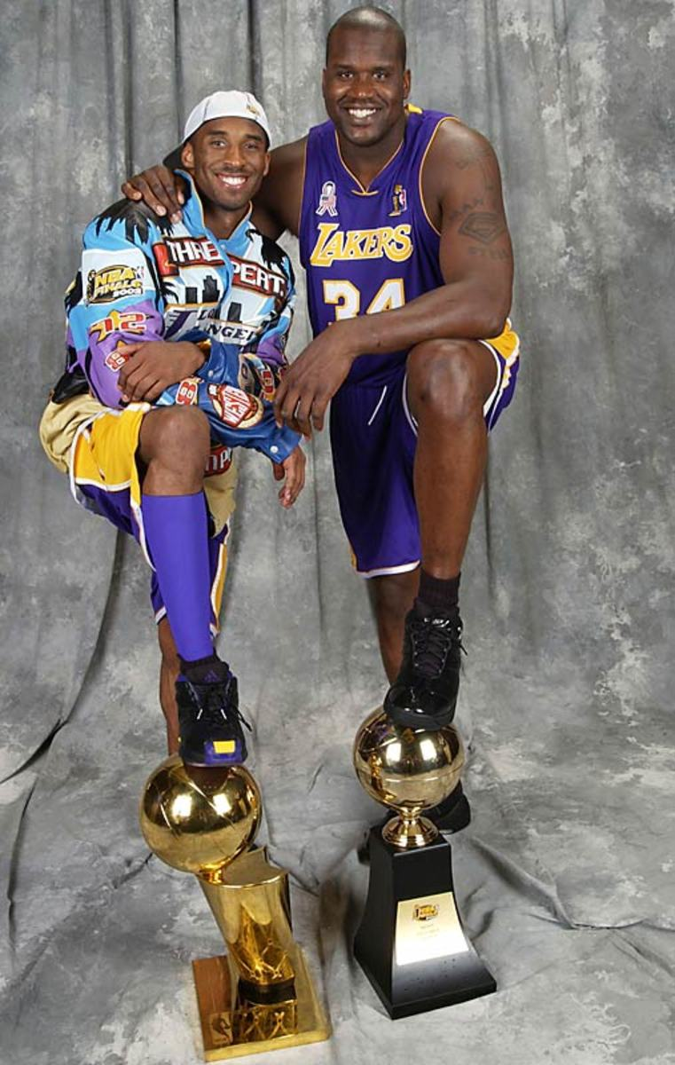 Kobe Bryant/Shaquille O'Neal