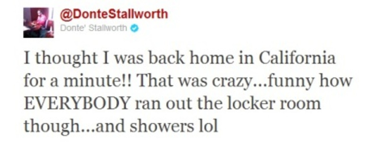 Stallworth tweet
