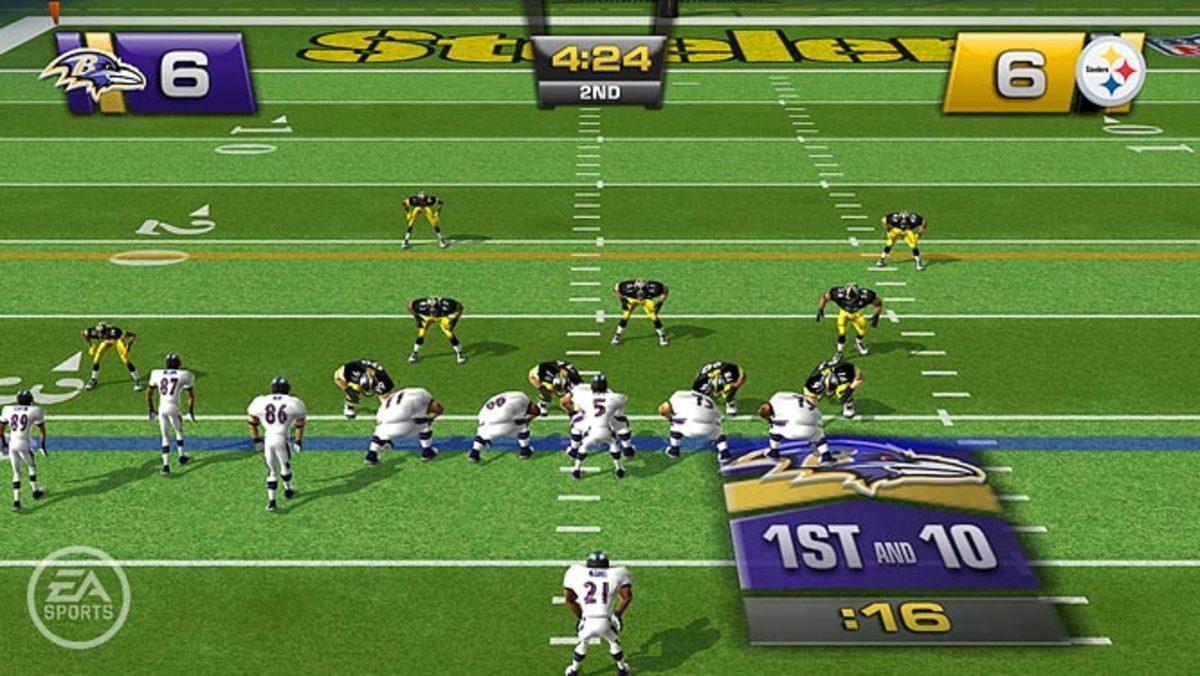 Ravens-Steelers (Wii)