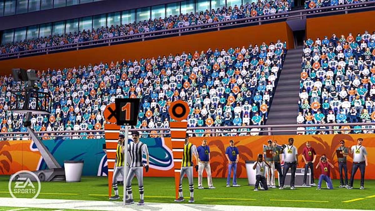 Sidelines (Wii)