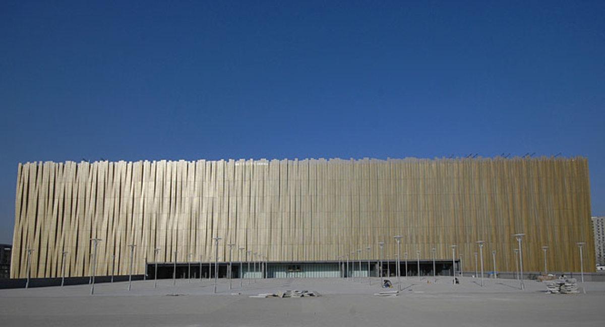 Wukesong Indoor Stadium