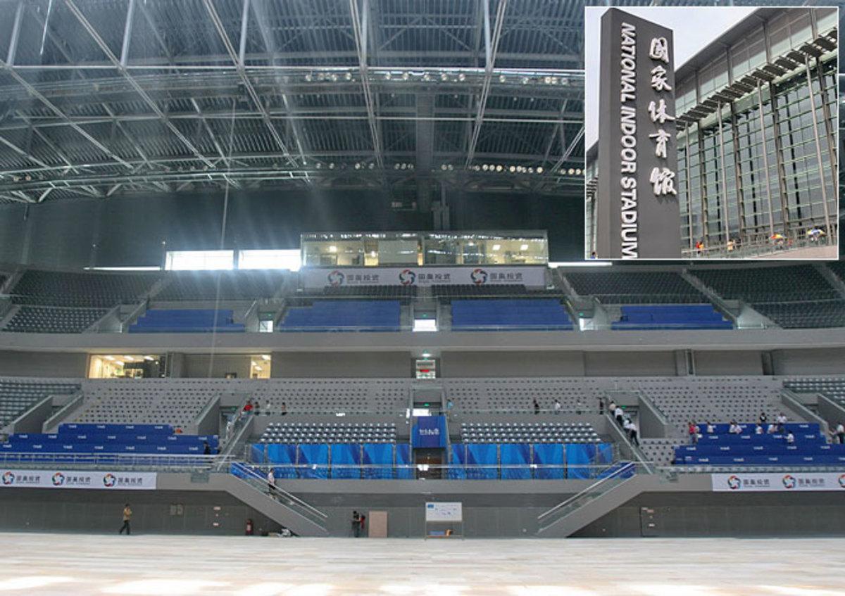 Beijing National Indoor Stadium