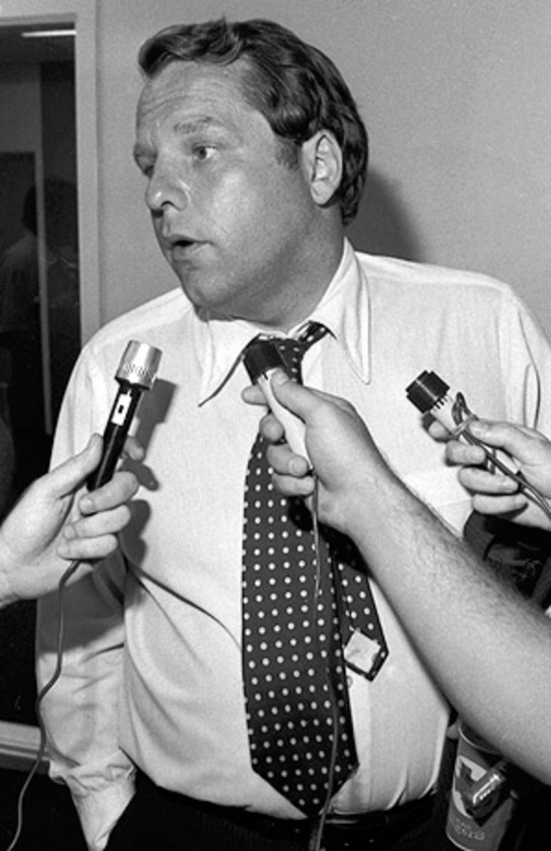 Brad Corbett owned the Rangers for six years from 1974-80, hiring and firing six managers during his tumultuous tenure.