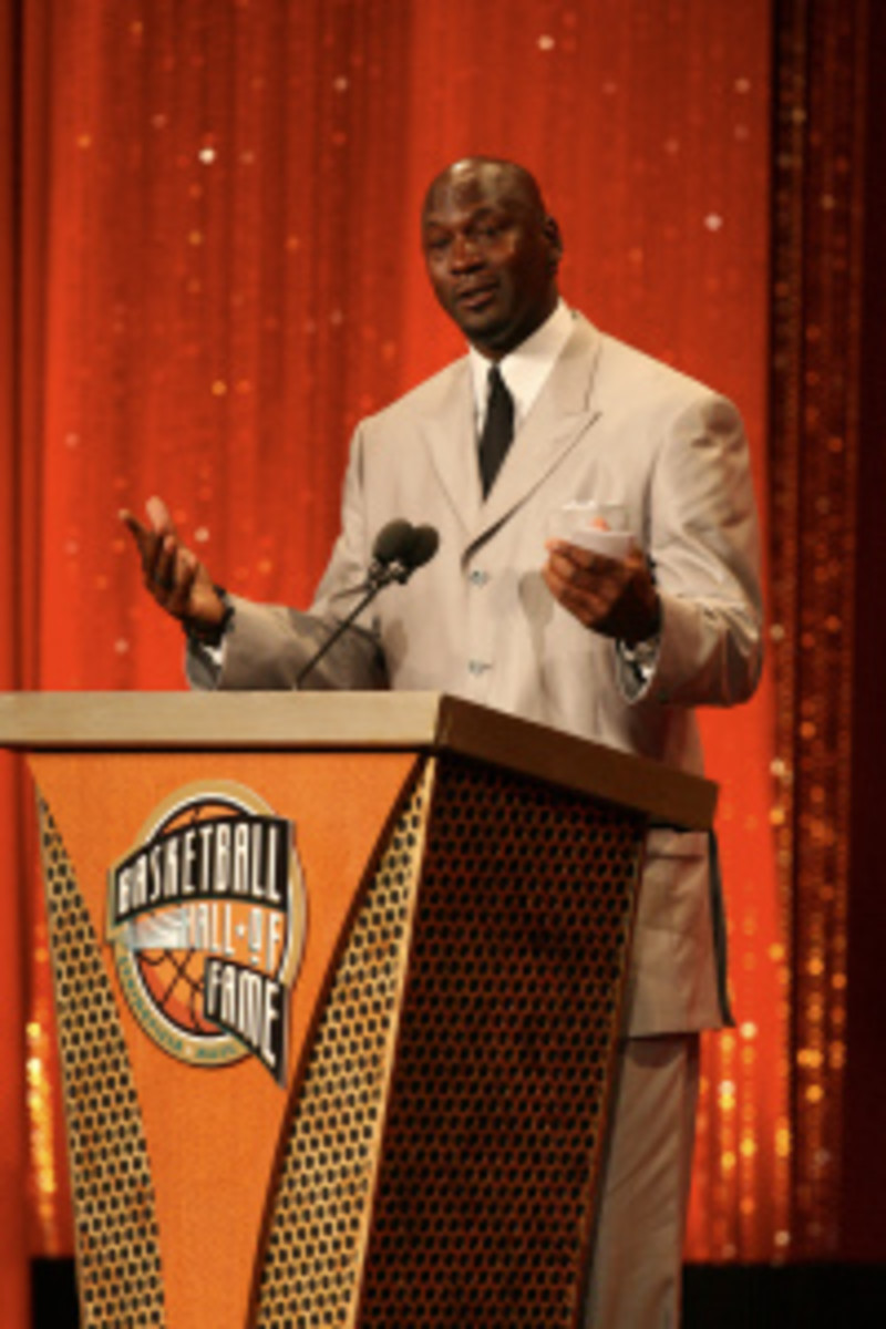Basketball Hall of Fame Induction Weekend