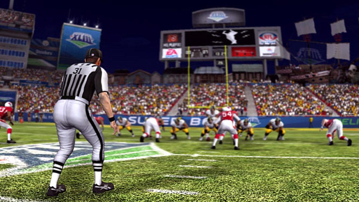 Super Bowl XLIII (360/PS3)