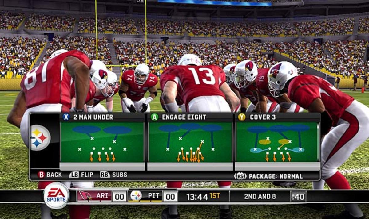 Arizona Cardinals (360/PS3)