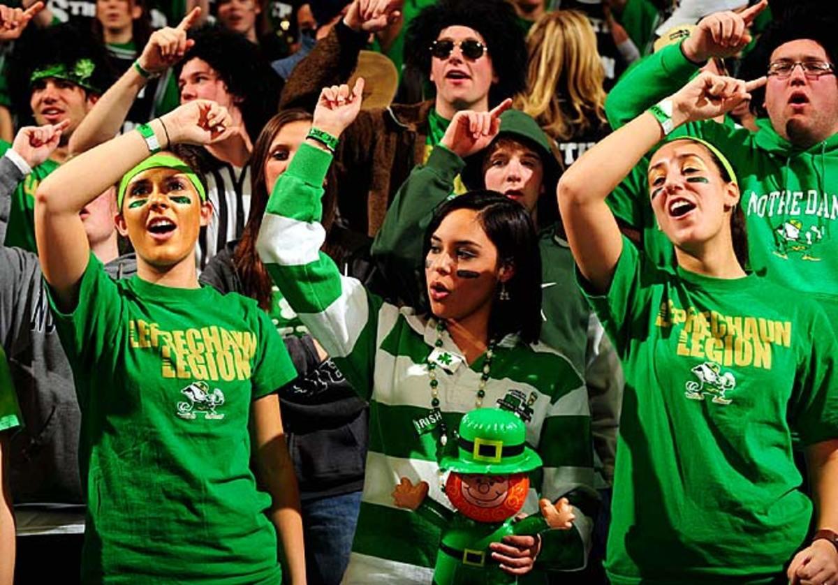 UConn at Notre Dame, Jan. 24