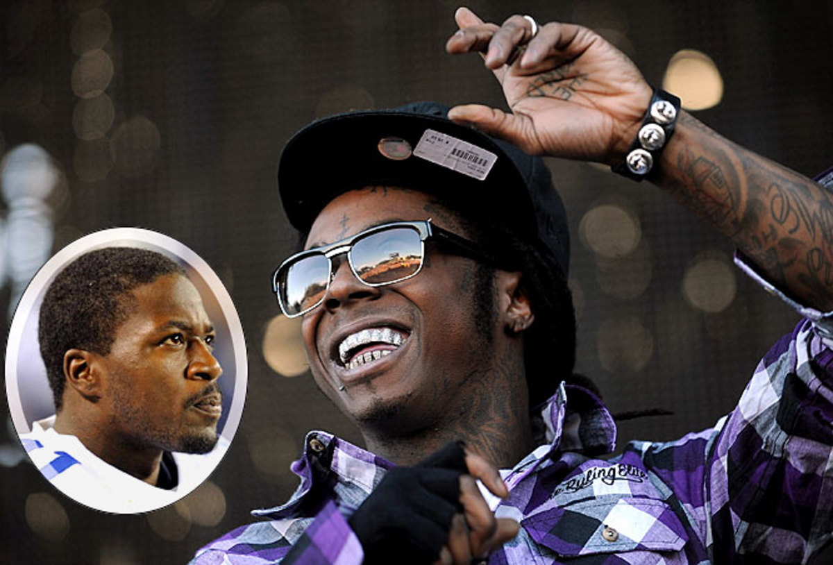 Pacman Jones and Lil Wayne