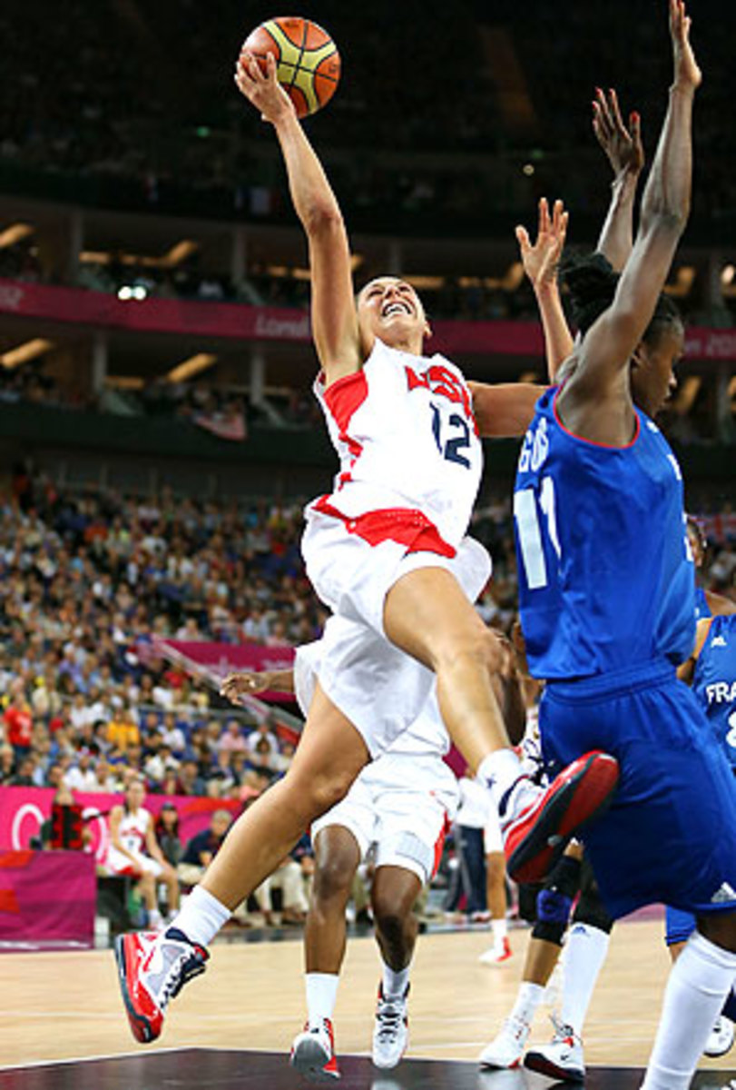 Diana Taurasi was out with an injury for 16 WNBA games leading up to the Olympics, but helped lead Team USA to its fifth consecutive gold medal.