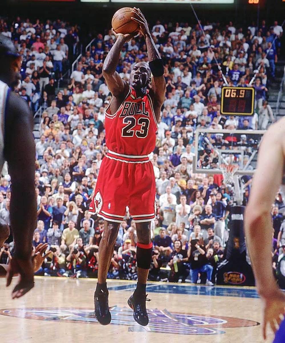 Jordan's Push Off