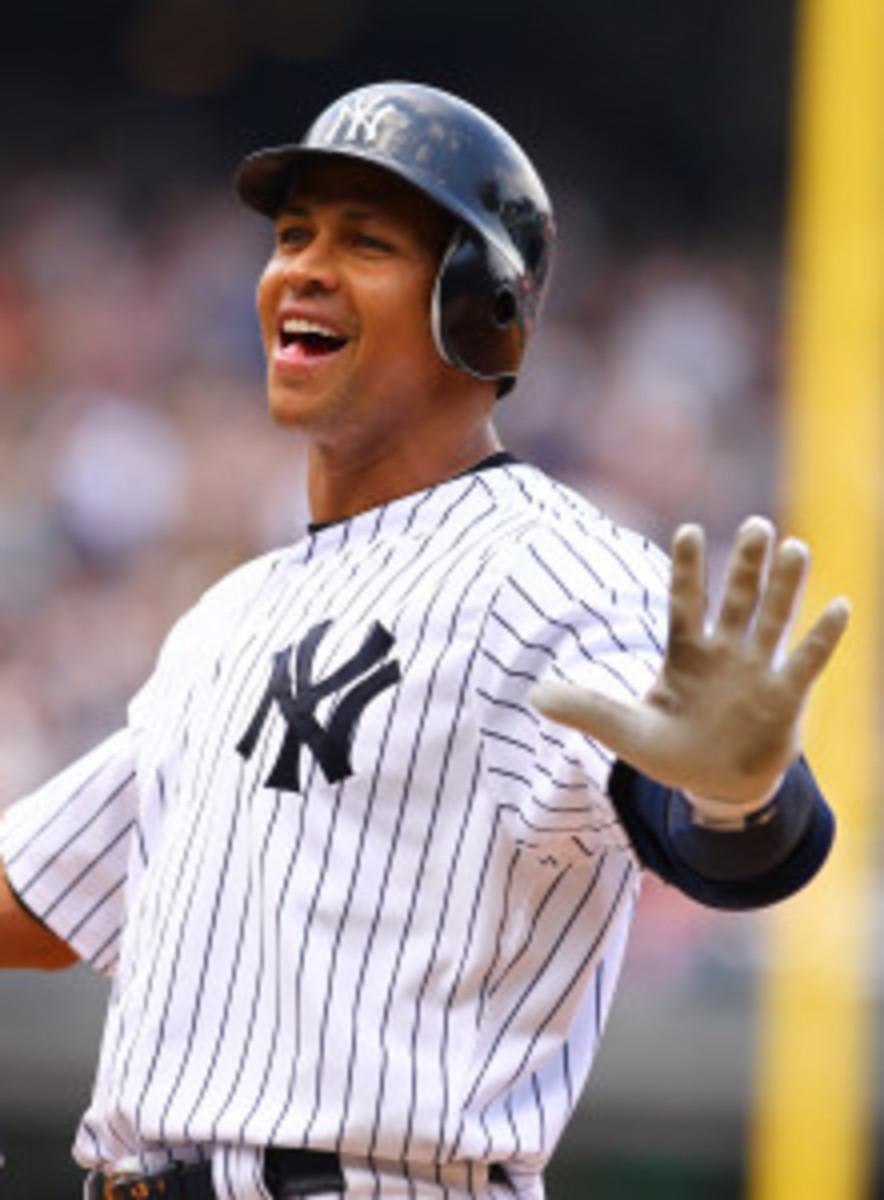New York Mets v New York Yankees