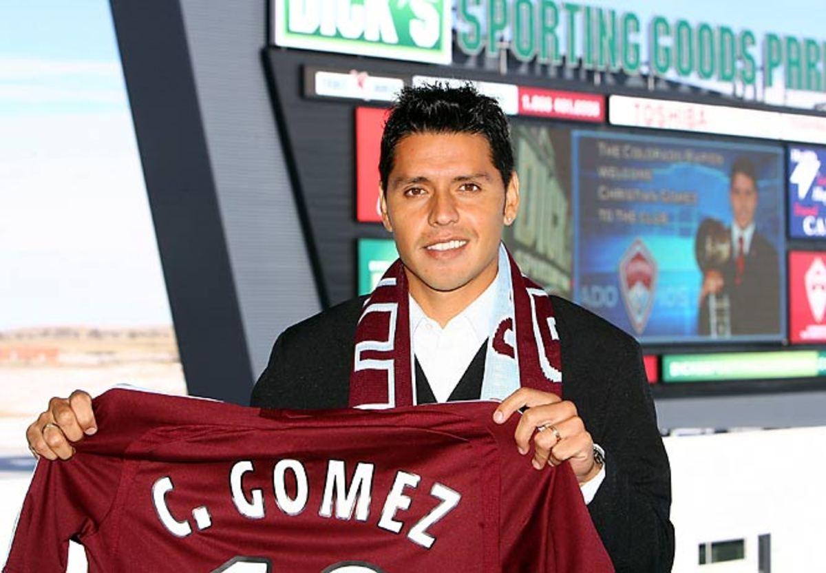 Christian Gómez