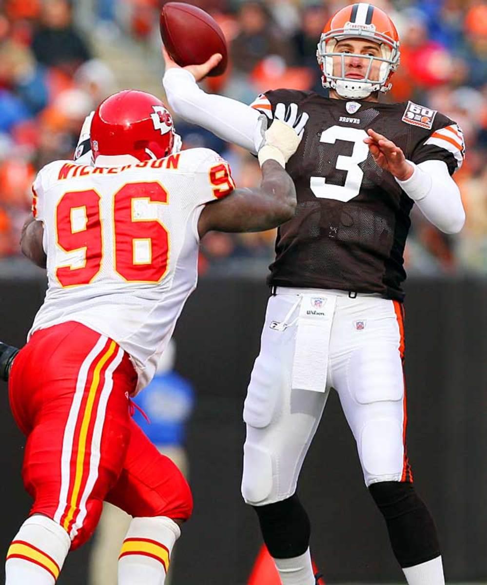 Browns 31, Chiefs 28, OT