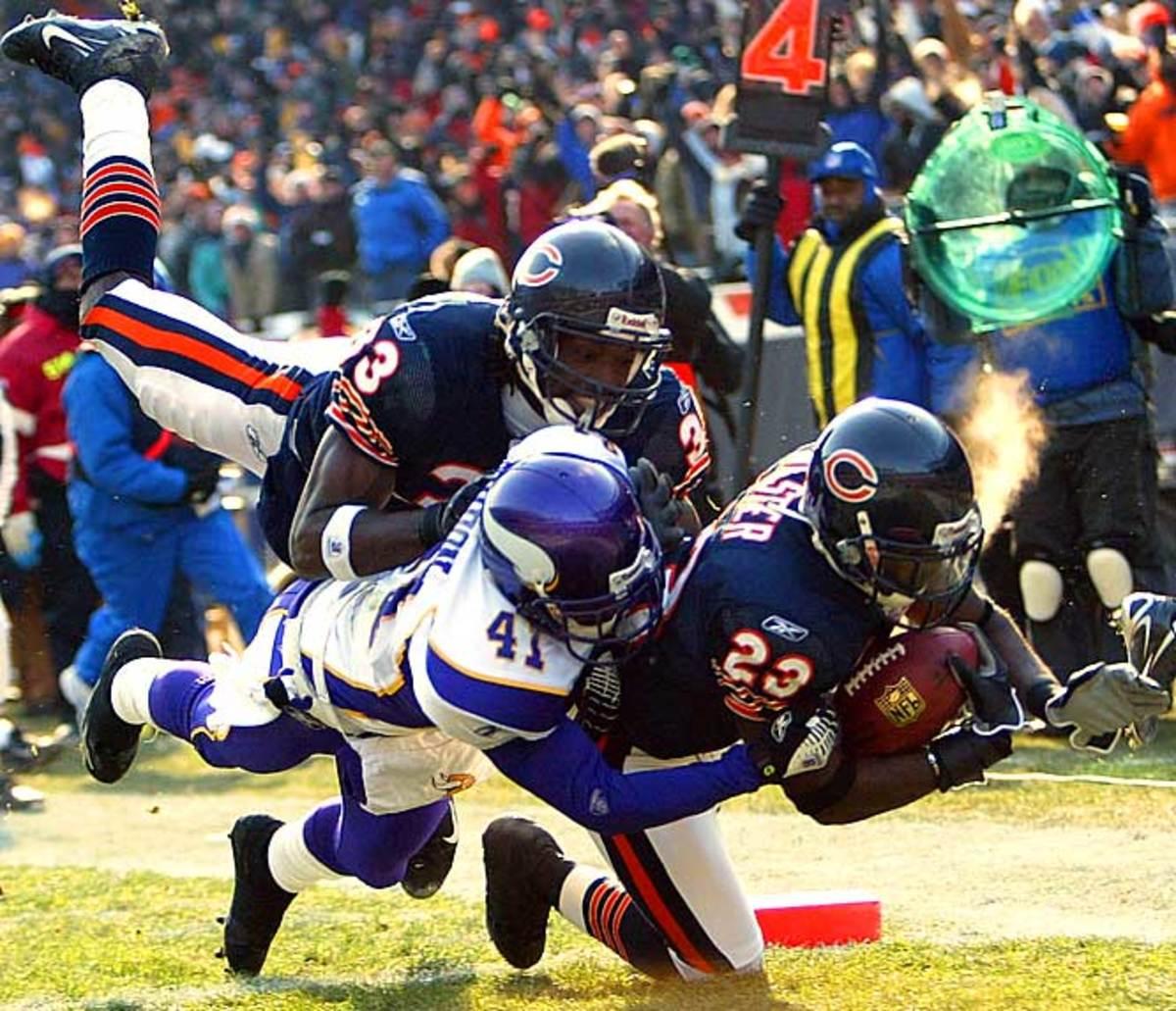 Bears 23, Vikings 13