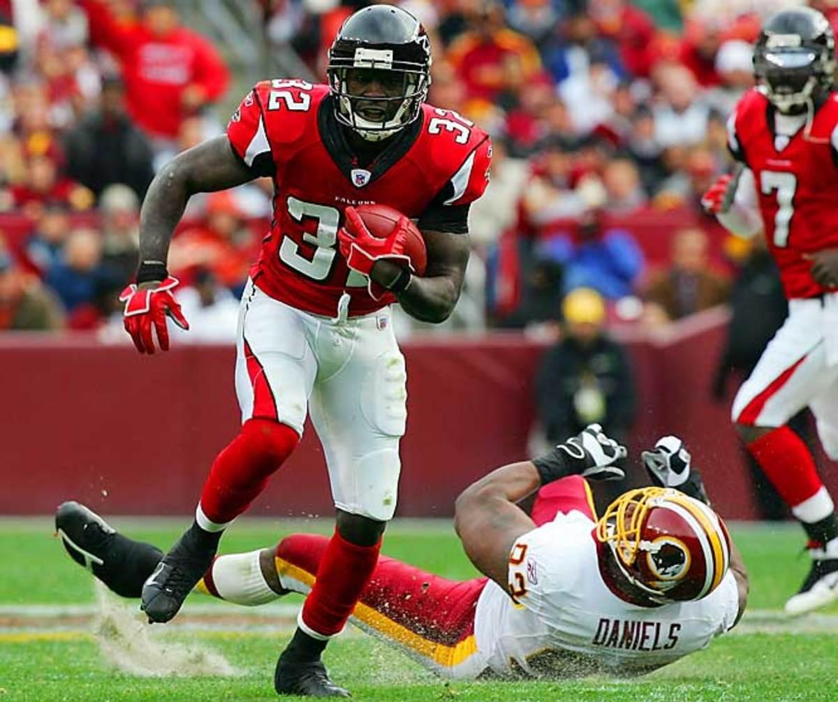 Falcons 24, Redskins 14