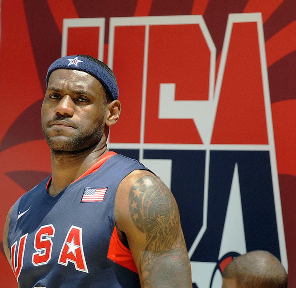 LeBron James | United States