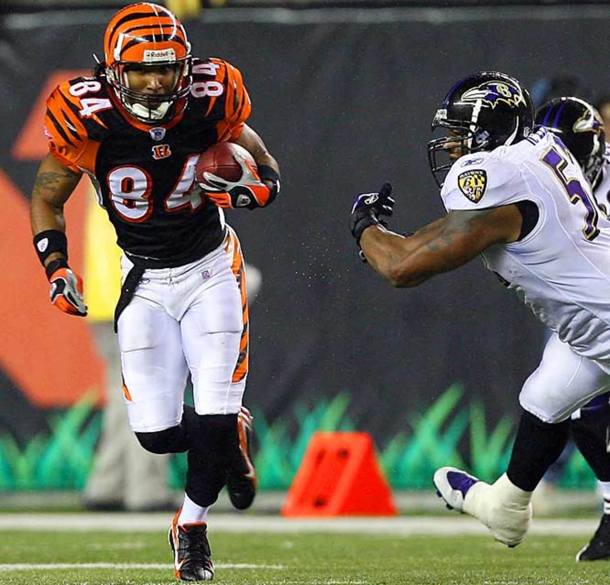 Bengals 13, Ravens 7