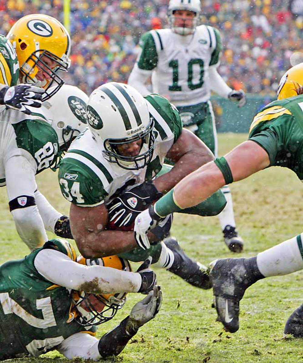 Jets 38, Packers 10