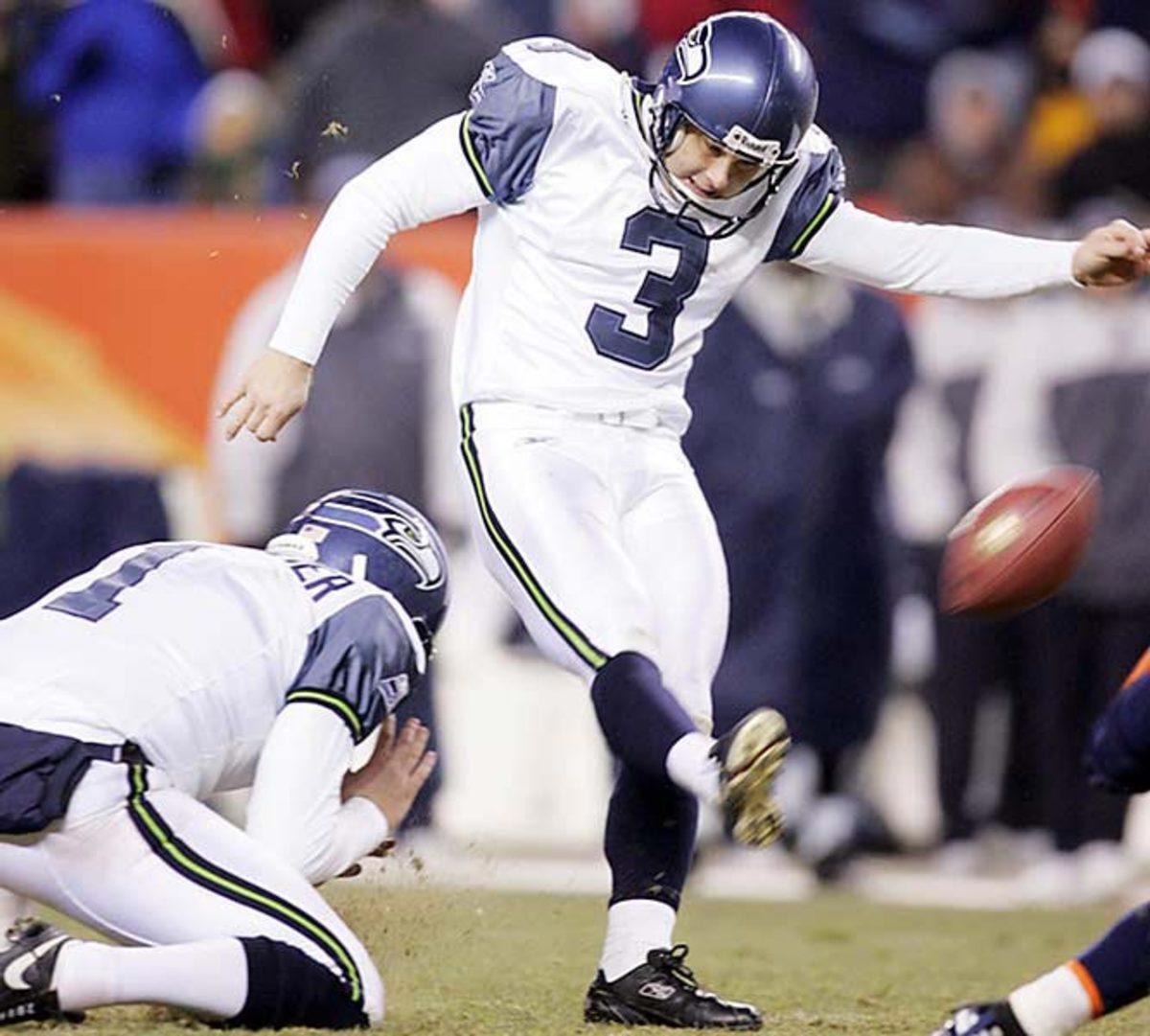 Seahawks 23, Broncos 20
