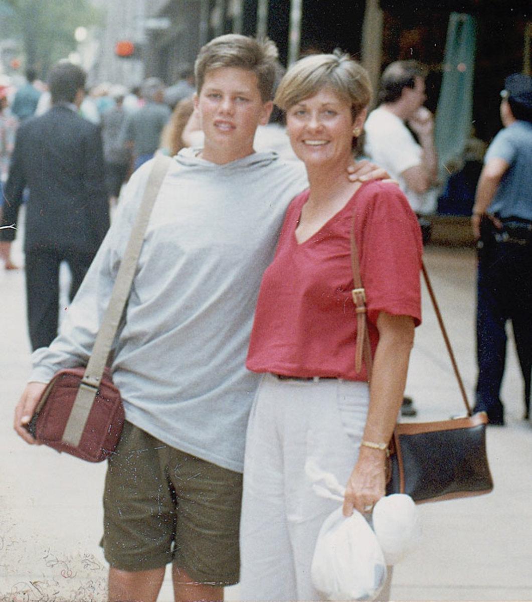 Tom and Galynn Brady