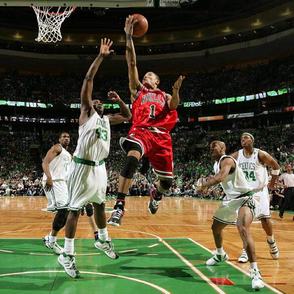 Derrick Rose, Bulls