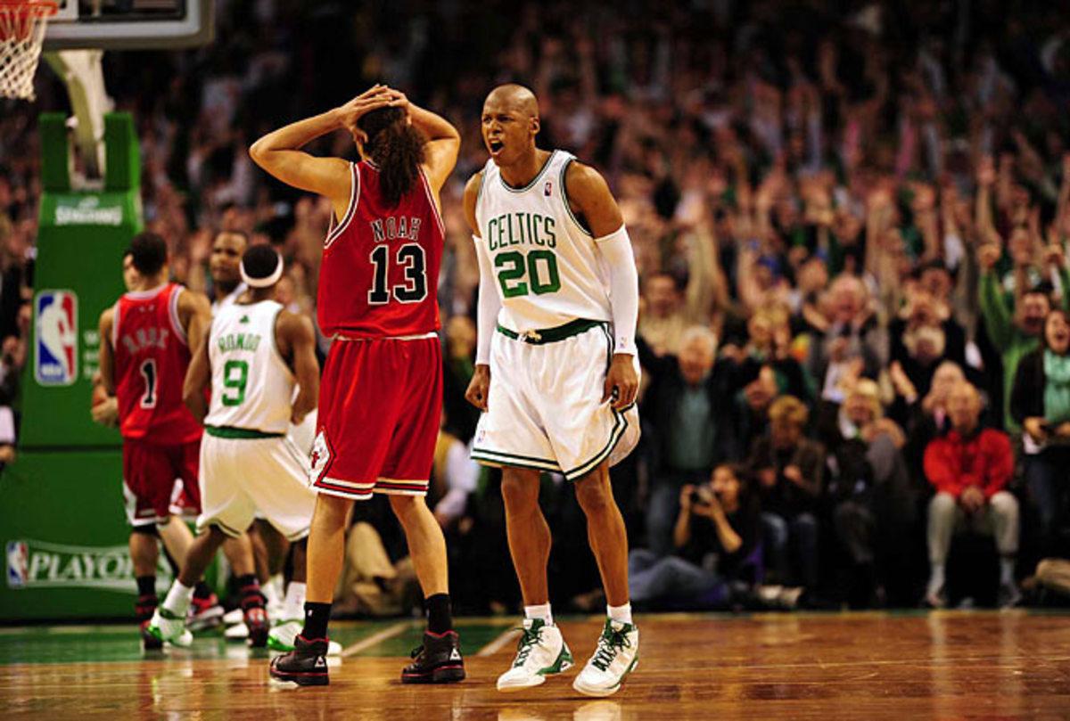 Ray Allen, Celtics