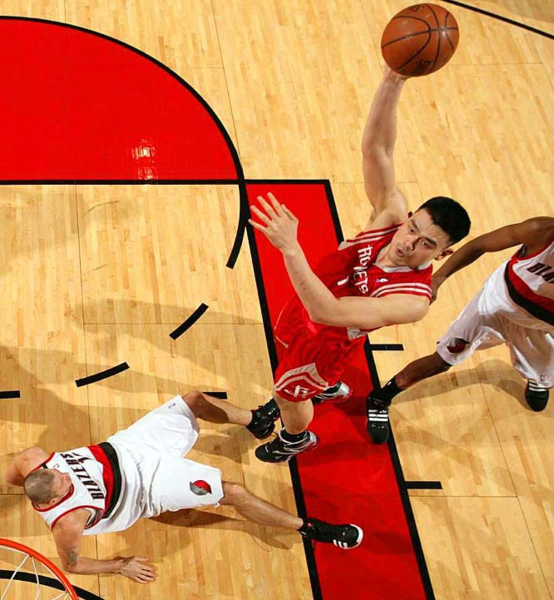 Yao Ming, Rockets