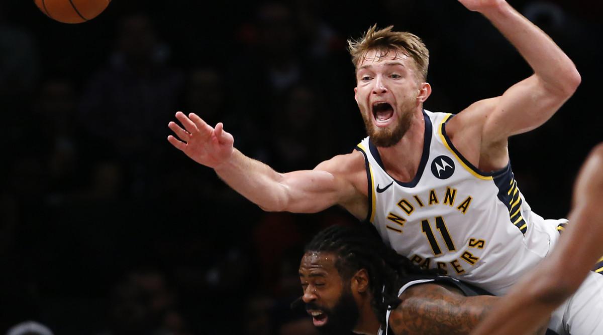 NBA DFS Daily Plays - Tuesday, 11/12 (DraftKings, FanDuel and Yahoo) Domantas Sabonis